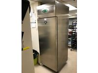 FOSTER SS UPRIGHT FRIDGE....