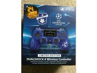 PlayStation 4 Dual Shock championship league 2018 Limited Edition controller