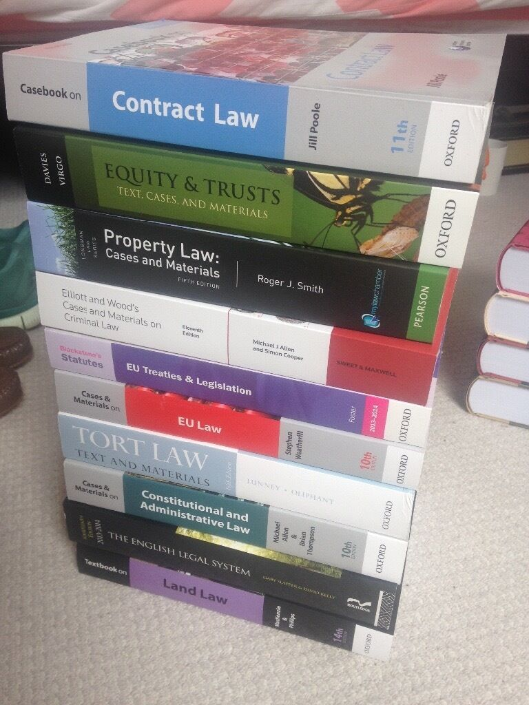 all about law textbook pdf