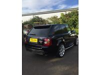 Range Rover sport fully loaded