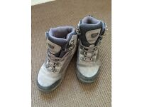 Brasher walking boots - size 5