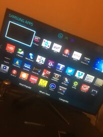"Samsung 40"" smart 3D with voice control"