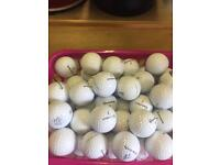 Taylormade Tour preferred (TP Black) Practice Grade Golf balls 100 for £50