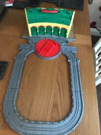 Thomas The Tank Tidmouth Sheds playset