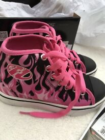 Heely's - Brand New & Boxed. Size 13