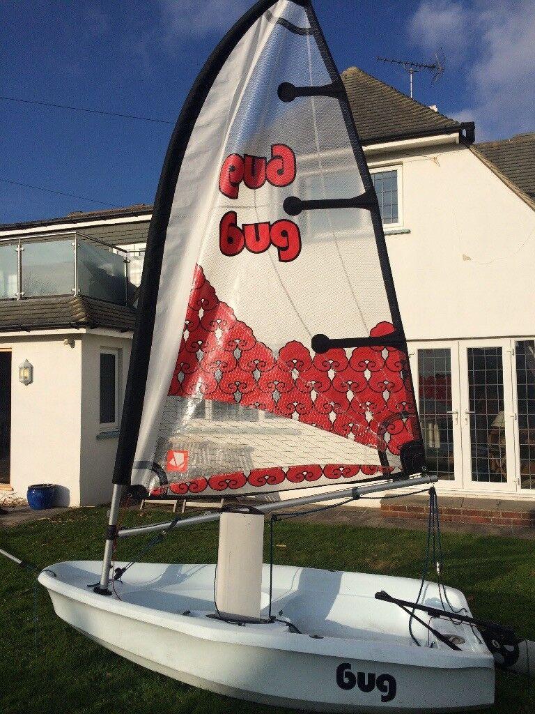 Laser Bug Sailing Dinghy   in East Preston, West Sussex   Gumtree
