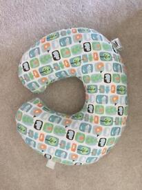 Boppy breastfeeding pillow