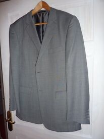 Gents Taylor/Wright Suit with 2 pairs of trousers