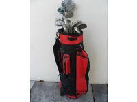 Set of Regal golf clubs in bag - Pokesdown BH5 2AB