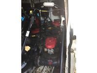 Honda 21 inch lawnmower 573