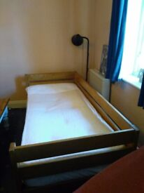 sofa bed/ daybed for sale - includes single mattress