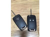 VAUXHALL CORSA D GENUINE KEY WITH PROGRAMMING WHILST YOU WAIT 1.3CDTI 1.2 1.4
