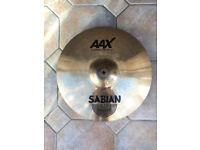 """Sabian AAXplosion 18"""" crash cymbal"""