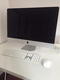 iMac 27inch Core i5 8GB NVIDIA **** Wireless Mouse inc. ****