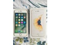 iPhone 6s Vodafone - Lebara 16GB Gold Very Good Condition