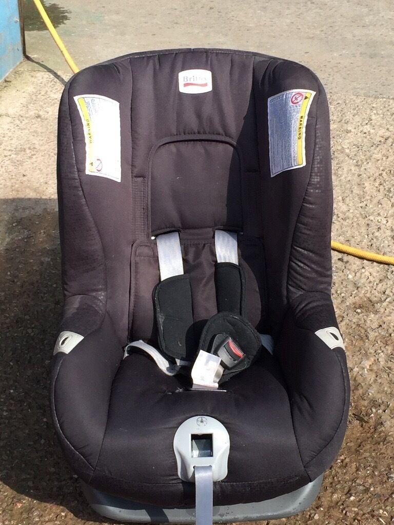 Britax Reclining Baby Car Seat