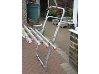 CYCLE RACK - holds 4 bikes - (Fiamma)