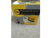 Brand New in box wireless Yale premium Alarm Kit HSA6400 for only £125