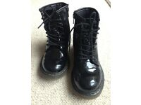 Kids Dr Martens Delaney boots UK size 13 for sale