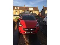 Vauxhall Corsa 2015, Low Milage