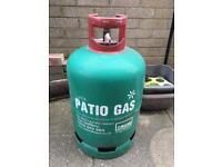 CALOR PATIO GAS Bottle EMPTY.