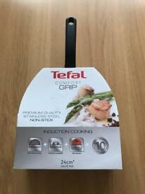 Tefal induction cooking sauté pan