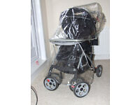 First safety pushchair! Great price 25