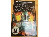 Set of 15 Star wars Story books from DK readers