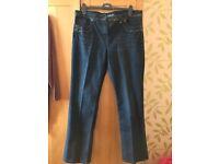 Size 16R next bootcut jeans