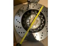 BMW M4 or BMW M3 genuine brake discs