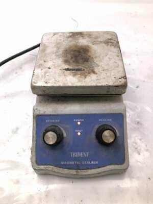 Trident Sh-2 Laboratory Magnetic Stirrerhot Plate 4.5 X 4.5