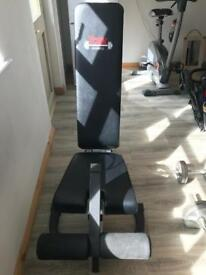 York Barbell Flex fitness bench