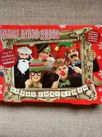 Festive photo booth - brand new