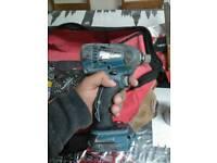 Makita Impact Drill Driver BTD146