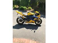 Yamaha r1 swap for a gsxr 1000 above a k4 or a cbr 1000rr or £3000 if gone by the weekend