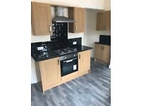 2 bedroom terraced proerty to let for £400pcm, £25 application fee and half price rent first month