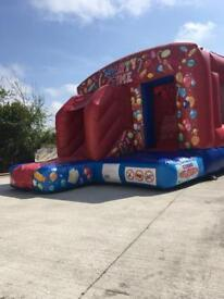 Bouncy castles for sale great business