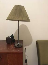 Green side lamp