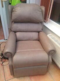 😴Relaxor in seat solutions, leather riser recliner, heated massager