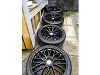 "22"" alloys 5x130 VW AUDI PORSCHE BMW"