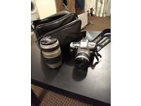 Minolta Dynax 5 - 35mm film camera