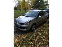 2006 (56 plate) Renault Clio Dynamique 1.5 DCI LOW MILEAGE
