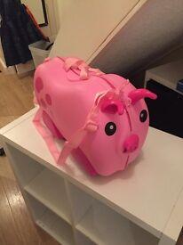 Pig trunkie