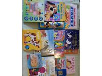 Baby toddler hardboard books (12)