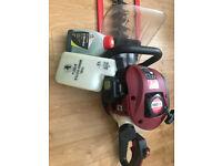 Hedge Trimmer + Fuel Mixer Bottle