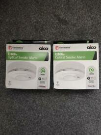 Aico smoke alarms