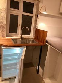 Furnished Bedsit /Studio .nearby All Amenities /station