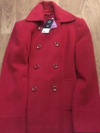 Brand new with tags ladies F&F coat