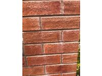 House bricks, cement and sand for sale