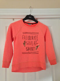 Next Sweatshirt 10 yrs